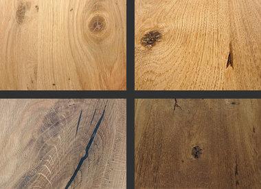 Massivholzplatte Eiche (nach Maß) bei Eichenholzprofi